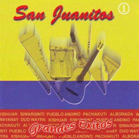 SAN JUANITOS CD Grandes Exitos
