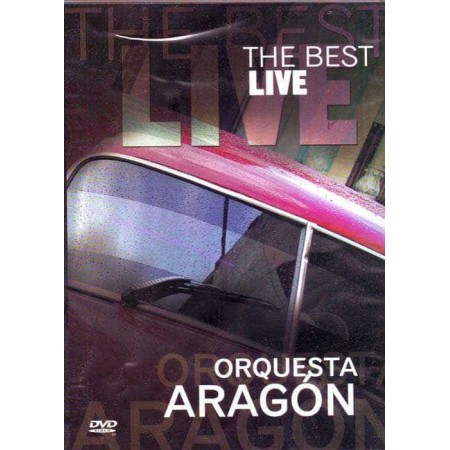 ORQUESTA ARAGON DVD The Best Live