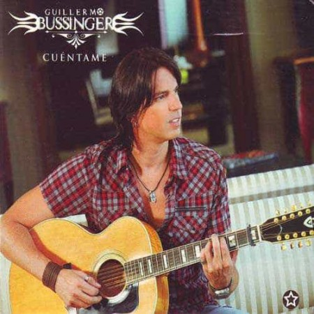 GUILLERMO BUSSINGER CD Cuentame