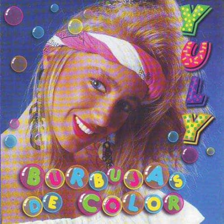 Yuly Cd Burbujas De Color