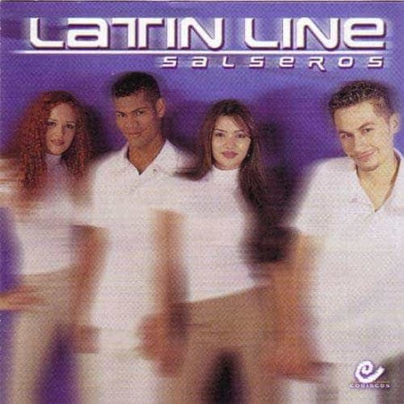LATIN LINE CD Salseros