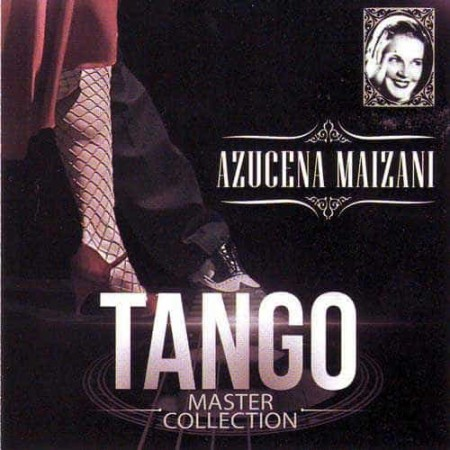 AZUCENA MAIZANI CD Tango Master Collection