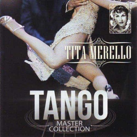 TITA MERELLO CD Tango Master Collection