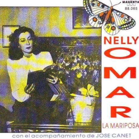 NELLY OMAR & JOSE CANET CD La Mariposa