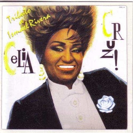CELIA CRUZ CD Tributo A Ismael Rivera