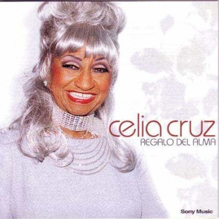 CELIA CRUZ CD Regalo Del Alma