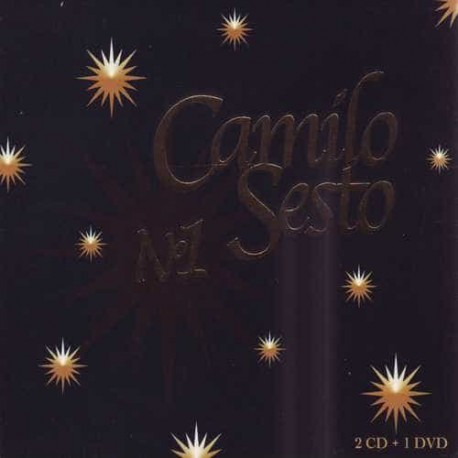CAMILO SESTO 2CD+1DVD Nr 1