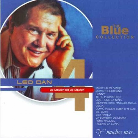 LEO DAN CD The Blue Collection