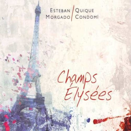 ESTEBAN MORGADO & QUIQUE CONDOMI CD Champs Elysees