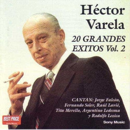 HECTOR VARELA CD 20 Grandes Exitos Vol 2