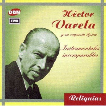 HECTOR VARELA CD Instrumentales Incomparables