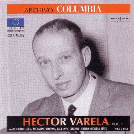 HECTOR VARELA CD Archivo Columbia Vol 1