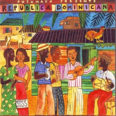 PUTUMAYO PRESENTS REPUBLICA DOMINICANA CD Merengue Bachata....