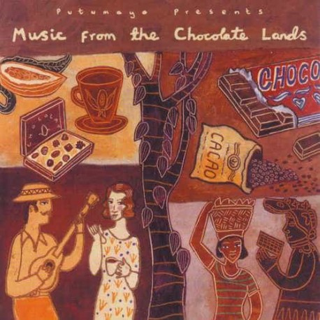 PUTUMAYO PRESENTS MUSIC FROM THE CHOCOLATE LANDS CD Unforgettabl