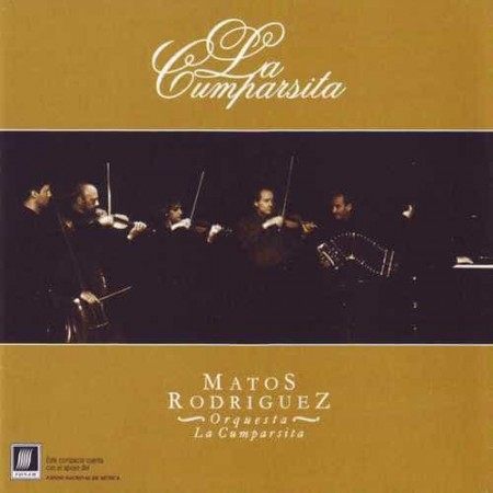 MATOS RODRIGUEZ ORQUESTA CD La Cumparsita