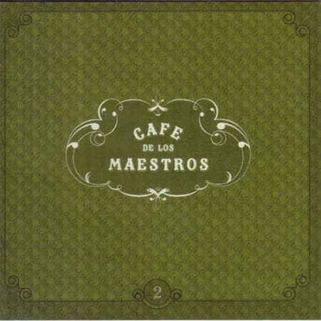 CAFE DE LOS MAESTROS CD Soundtrack Vol 2