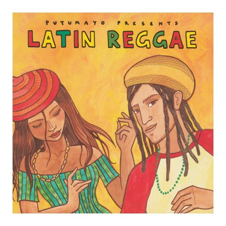 LATIN REGGAE CD Putumayo Presents