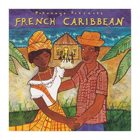 FRENCH CARIBBEAN CD Putumayo Presents