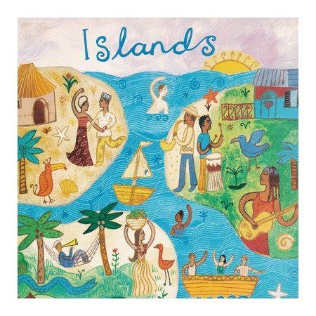 ISLANDS CD Putumayo Presents