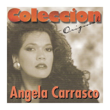 ANGELA CARRASCO CD Coleccion Original