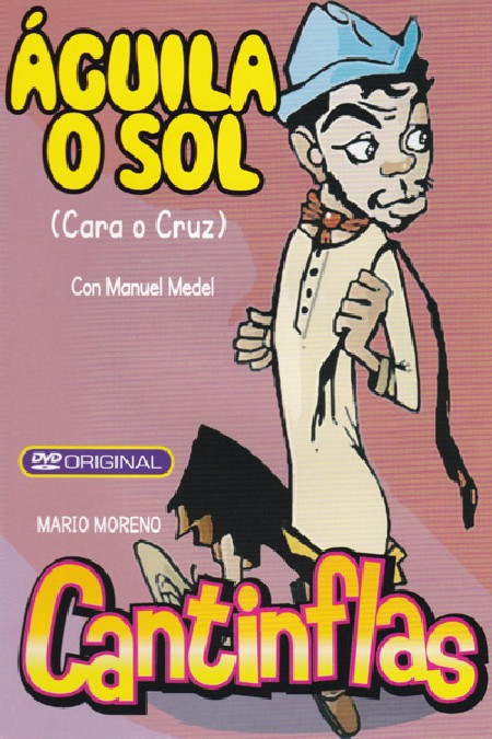 CANTINFLAS MARIO MOENO CANTINFLAS DVD Aguila O Sol