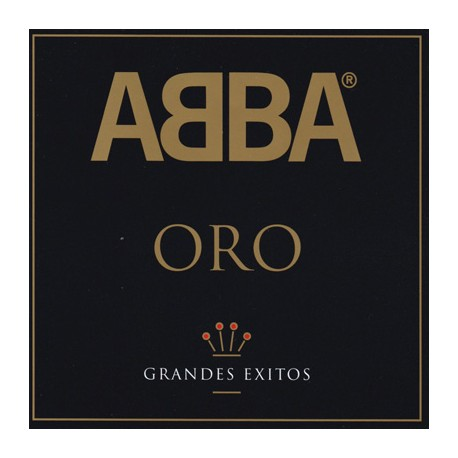ABBA CD Grandes Exitos ORO