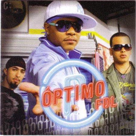 OPTIMO CD Optimo (How Deep Is Your Love - Bee Gees In Bachata)