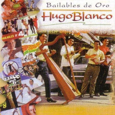 HUGO BLANCO CD Bailables De Oro