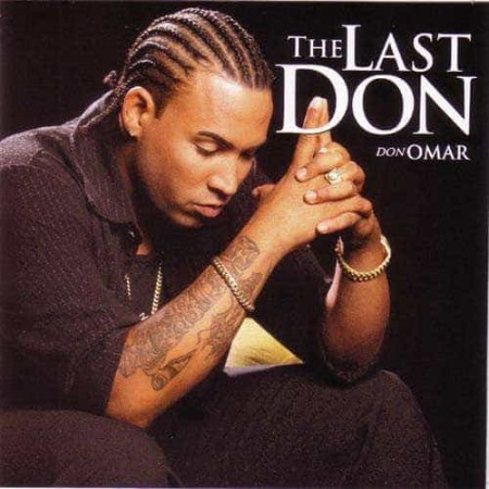 DON OMAR CD The Last Don