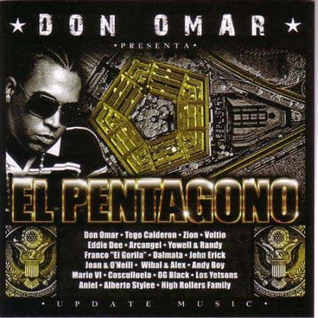 DON OMAR CD El Pentagono