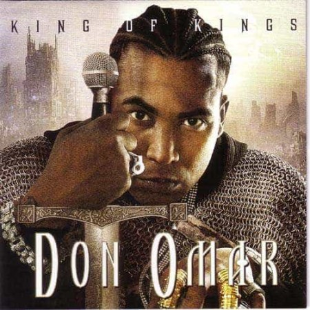 DON OMAR CD King of Kings