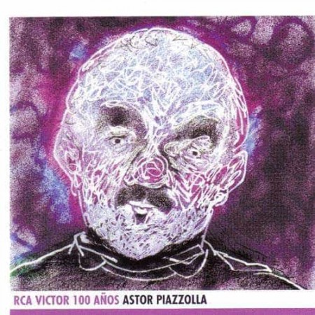 ASTOR PIAZZOLLA CD Rca Victor 100 Anos