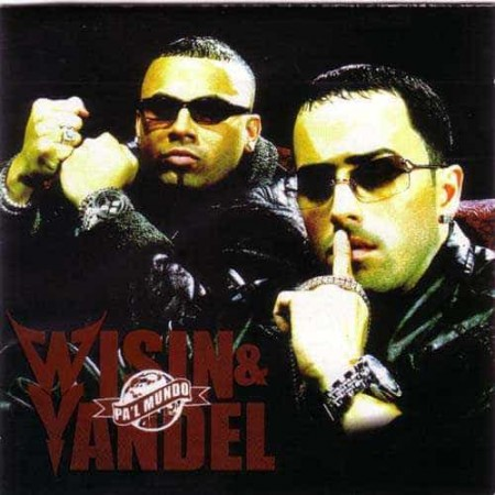 WISIN Y YANDEL CD Pal' Mundo