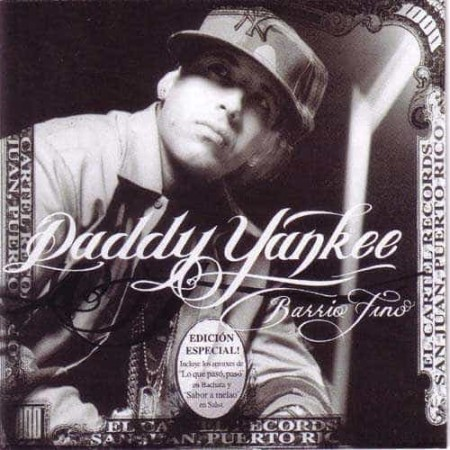 DADDY YANKEE CD Barrio Fino