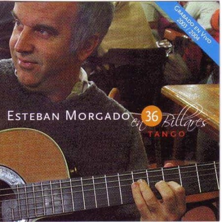 ESTEBAN MORGADO CD En 36 Billares