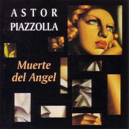 ASTOR PIAZZOLLA CD Muerte Del Angel