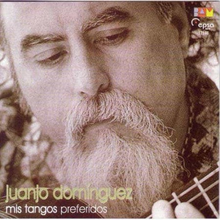 JUANJO DOMINGUEZ CD Mis Tangos Preferidos