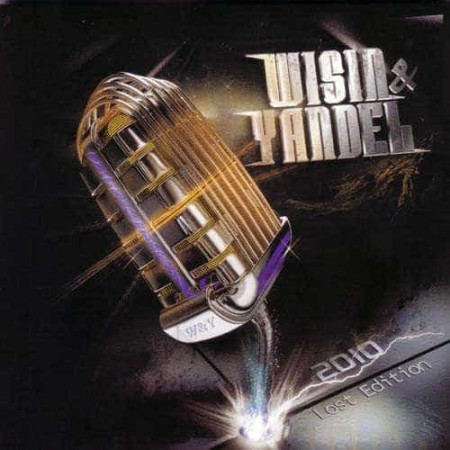 WISIN Y YANDEL CD 2010 Lost Edition