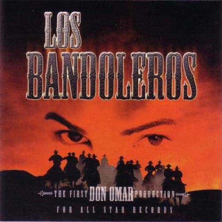DON OMAR CD Los Bandoleros