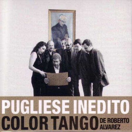 COLOR TANGO CD Pugliese Inedito