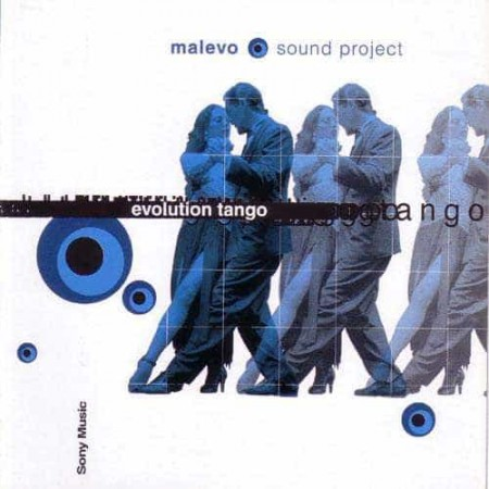 THE MALEVO SOUND PROJECT CD Evolucion Tango