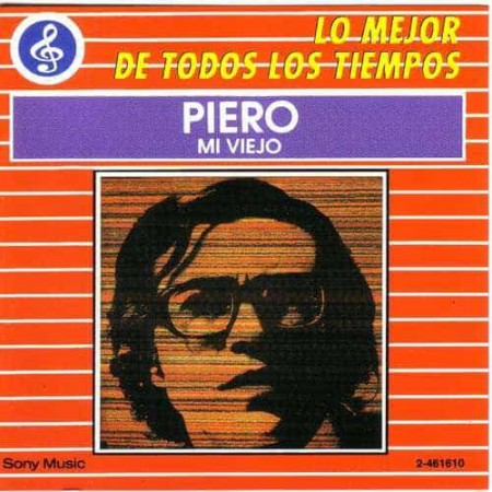 PIERO CD Mi Viejo
