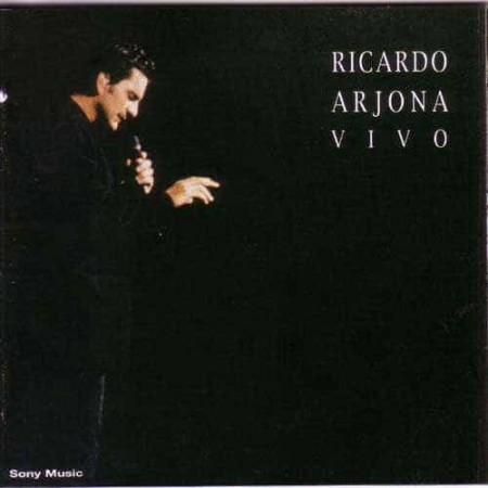 RICARDO ARJONA CD Vivo