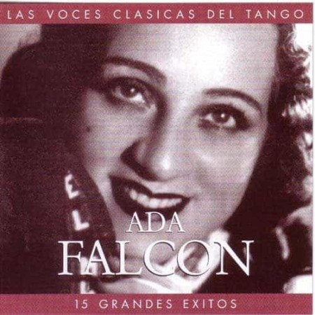 ADA FALCON CD 15 Grandes Exitos