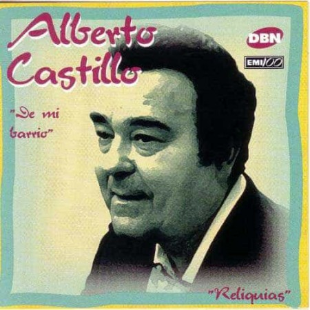 ALBERTO CASTILLO CD De Mi Barrio