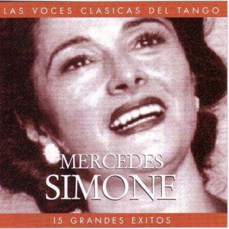 MERCEDES SIMONE CD 15 Grandes Exitos