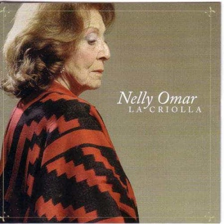 NELLY OMAR CD La Criolla