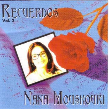 NANA MOUSKOURI CD Recuerdos Vol 2