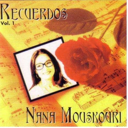 NANA MOUSKOURI CD Recuerdos Vol 1