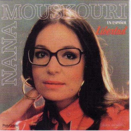 NANA MOUSKOURI CD Libertad